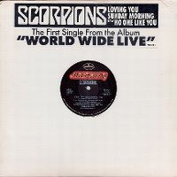 Cover Scorpions - Loving You Sunday Morning [Live]